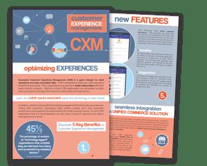 CXM Infographic Icon v2